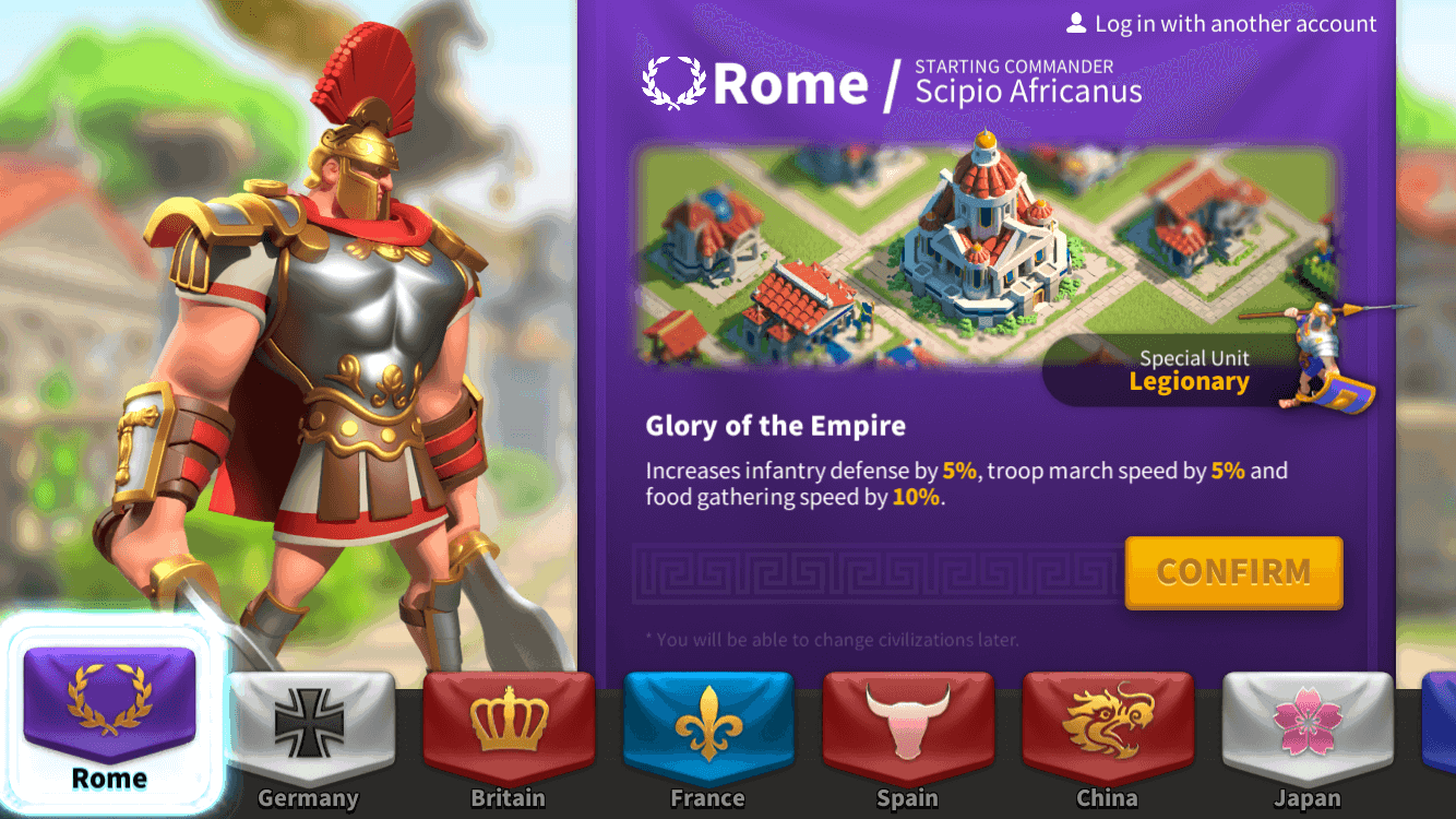 Learn How to Choose Commanders in Rise of Kingdoms