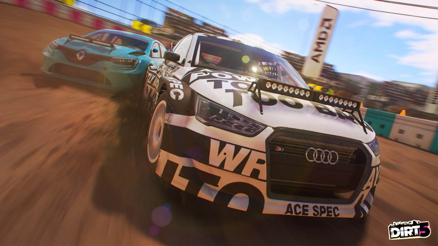 Find Out How to Get Rewards in Dirt 5
