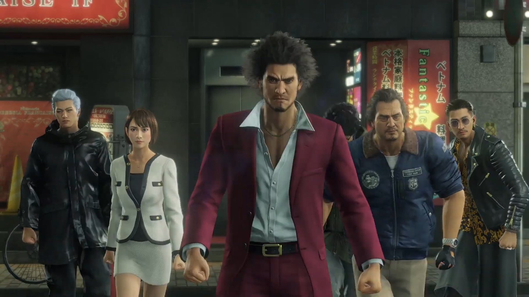 Learn How to Obtain Keys in Yakuza: Like a Dragon