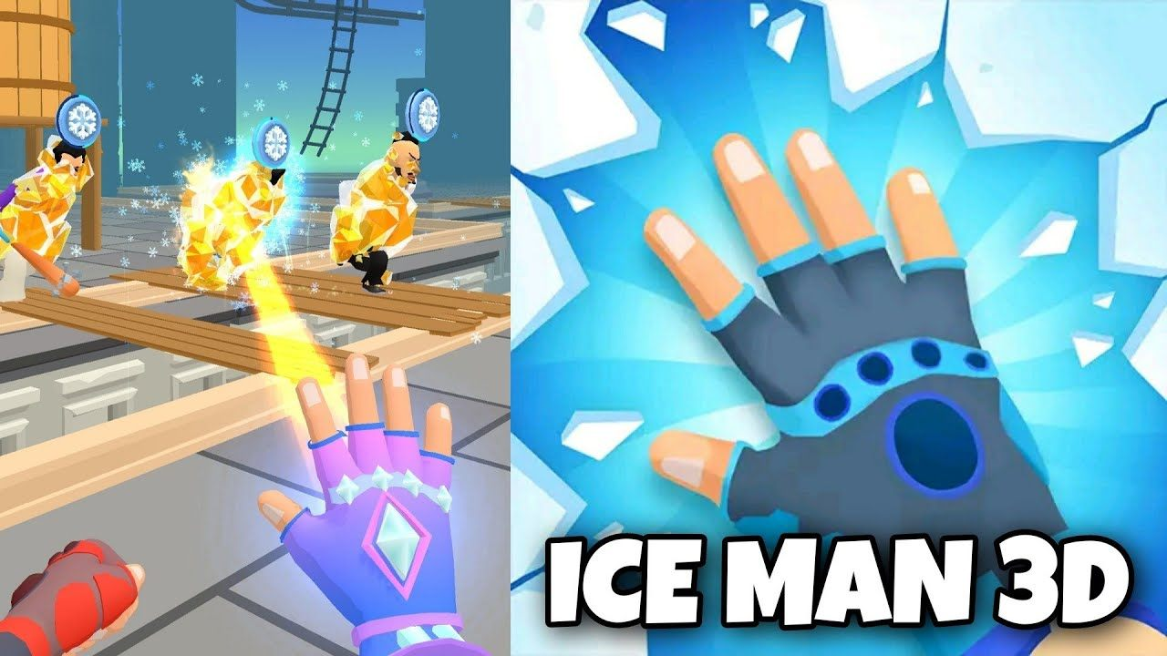 How to Get Free Gold on Ice Man 3D
