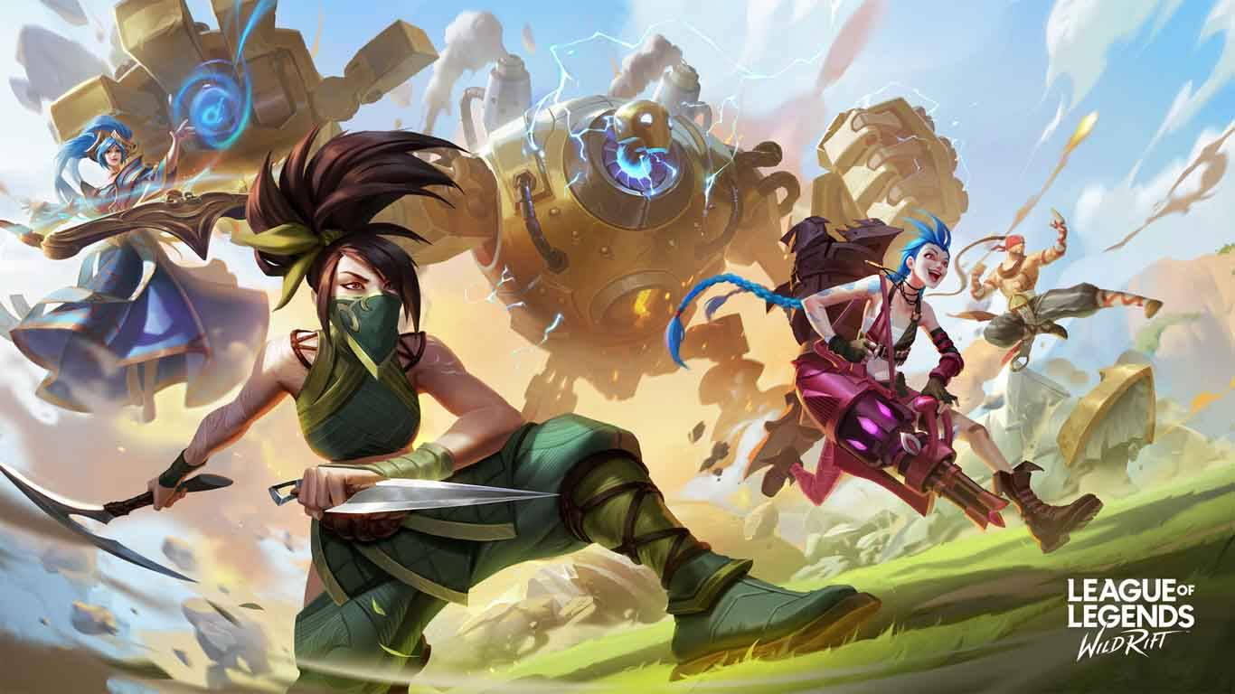 How to Get Skins on League of Legends: Wild Rift