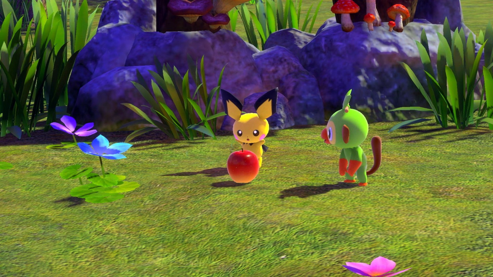 Find Out How To Get Rewards In New Pokémon Snap