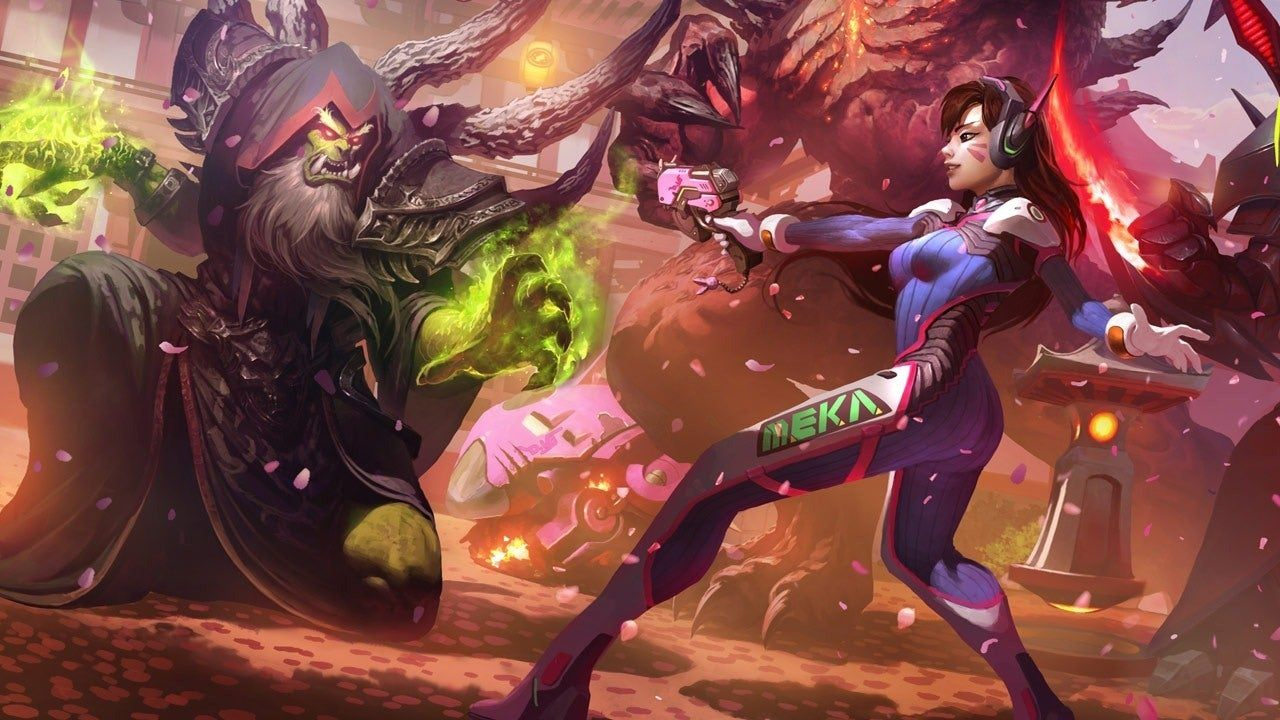 The Best Ways To Get Gold, Gems, And Shards In Heroes Of The Storm