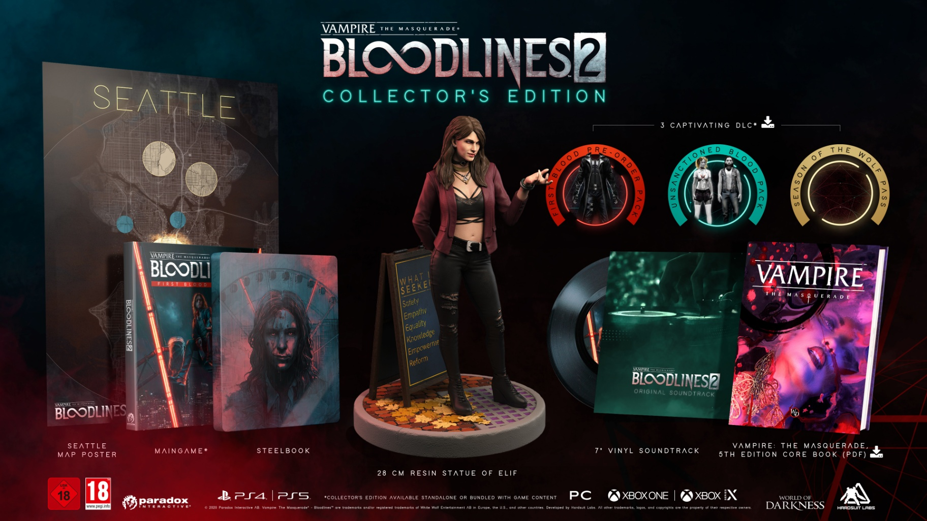 Learn How To Get Rewards In Vampire: The Masquerade - Bloodlines 2