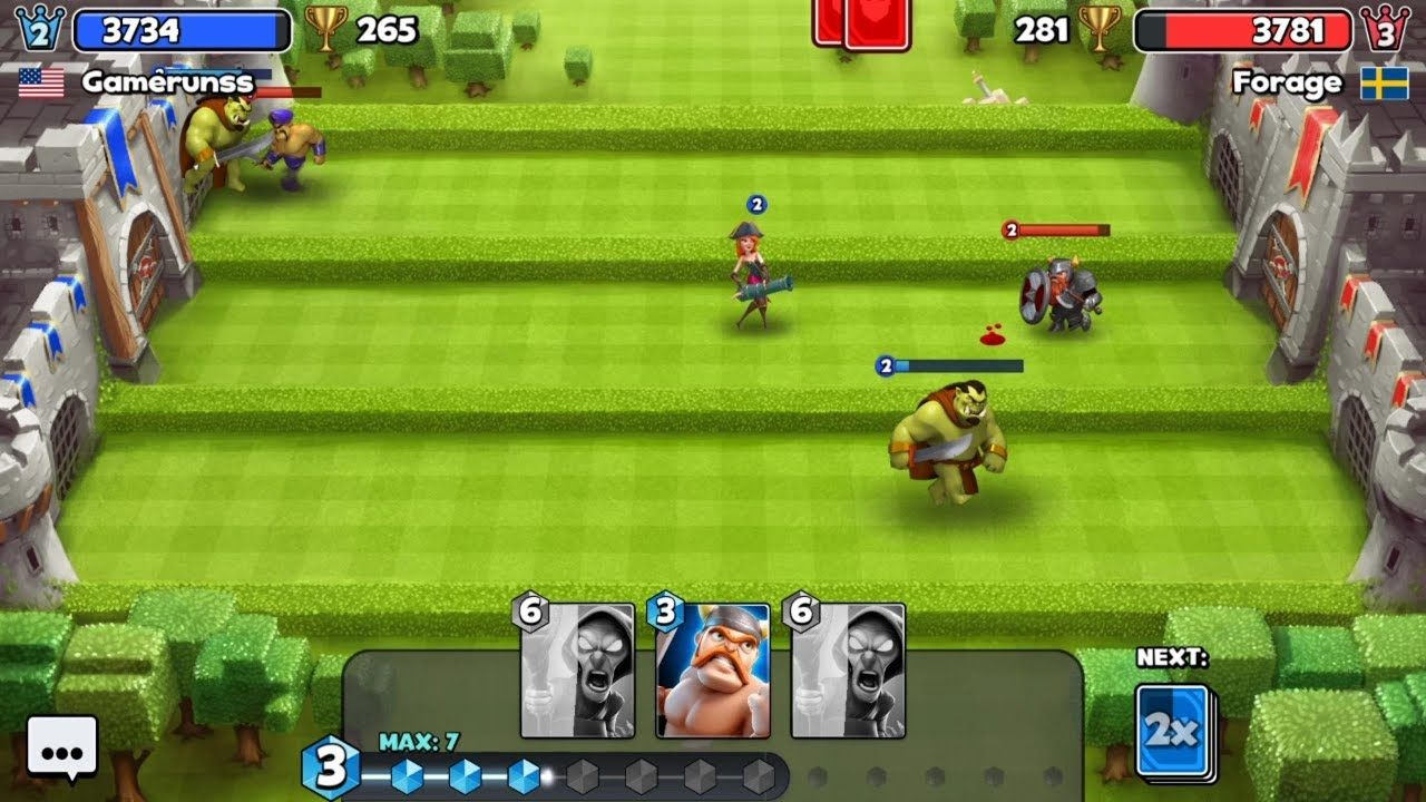 How to get Gems on Castle Crush: Epic Battle