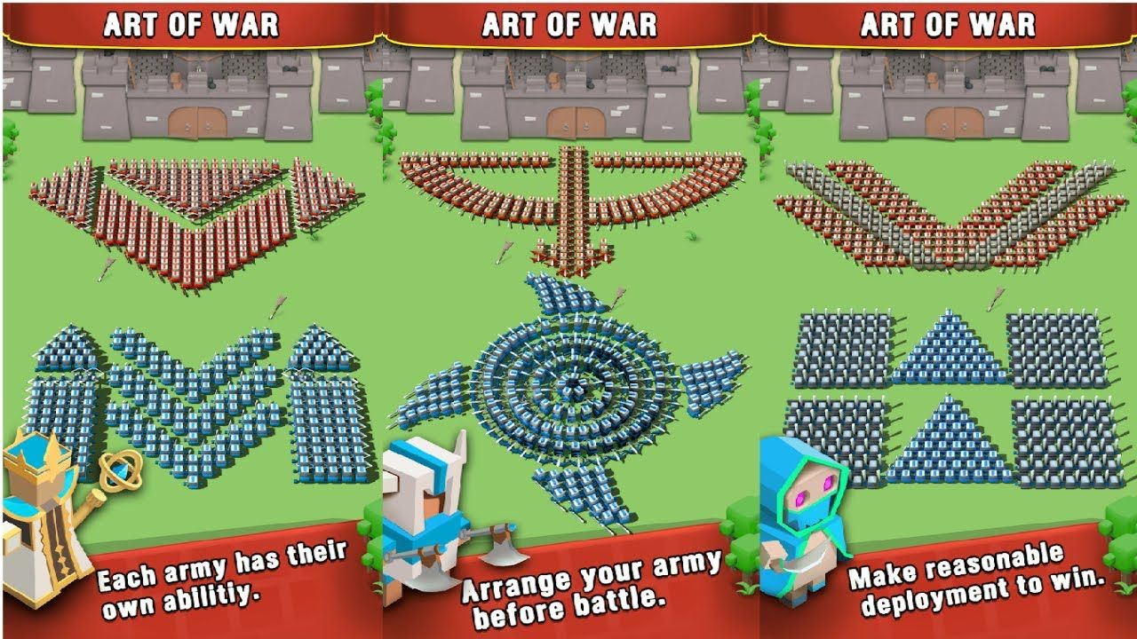 Art Of War: Legions - See How To Get Diamonds