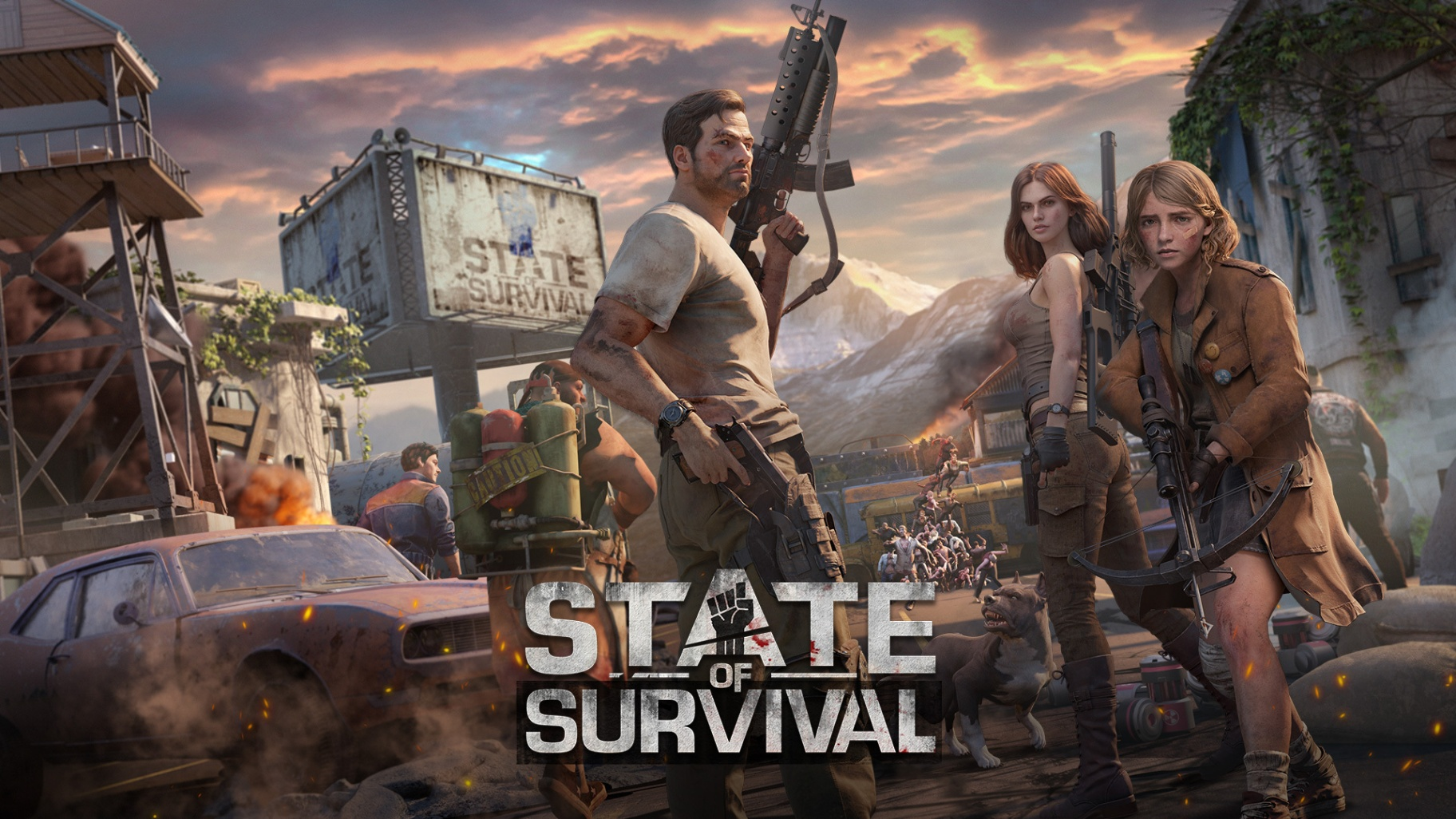 State Of Survival - Learn How To Get Diamonds And Coins