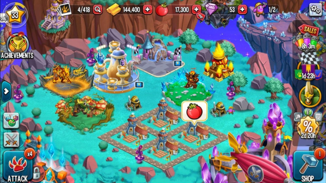 Monster Legends - Learn How to Get Diamonds