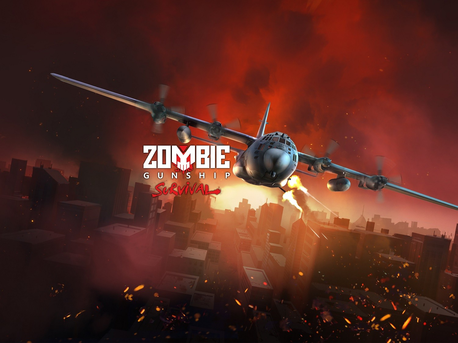 How To Get Money And Ammo In Zombie Gunship