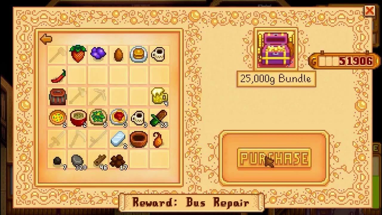 Stardew Valley - How To Get Gold Coins