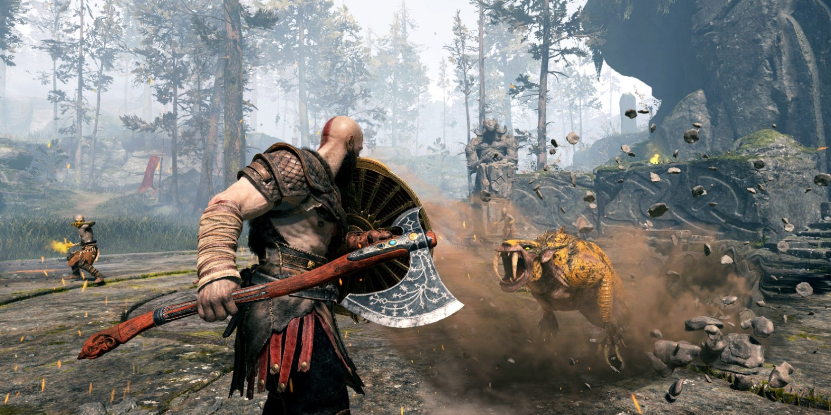 See All the Gods Kratos Defeated in God of War