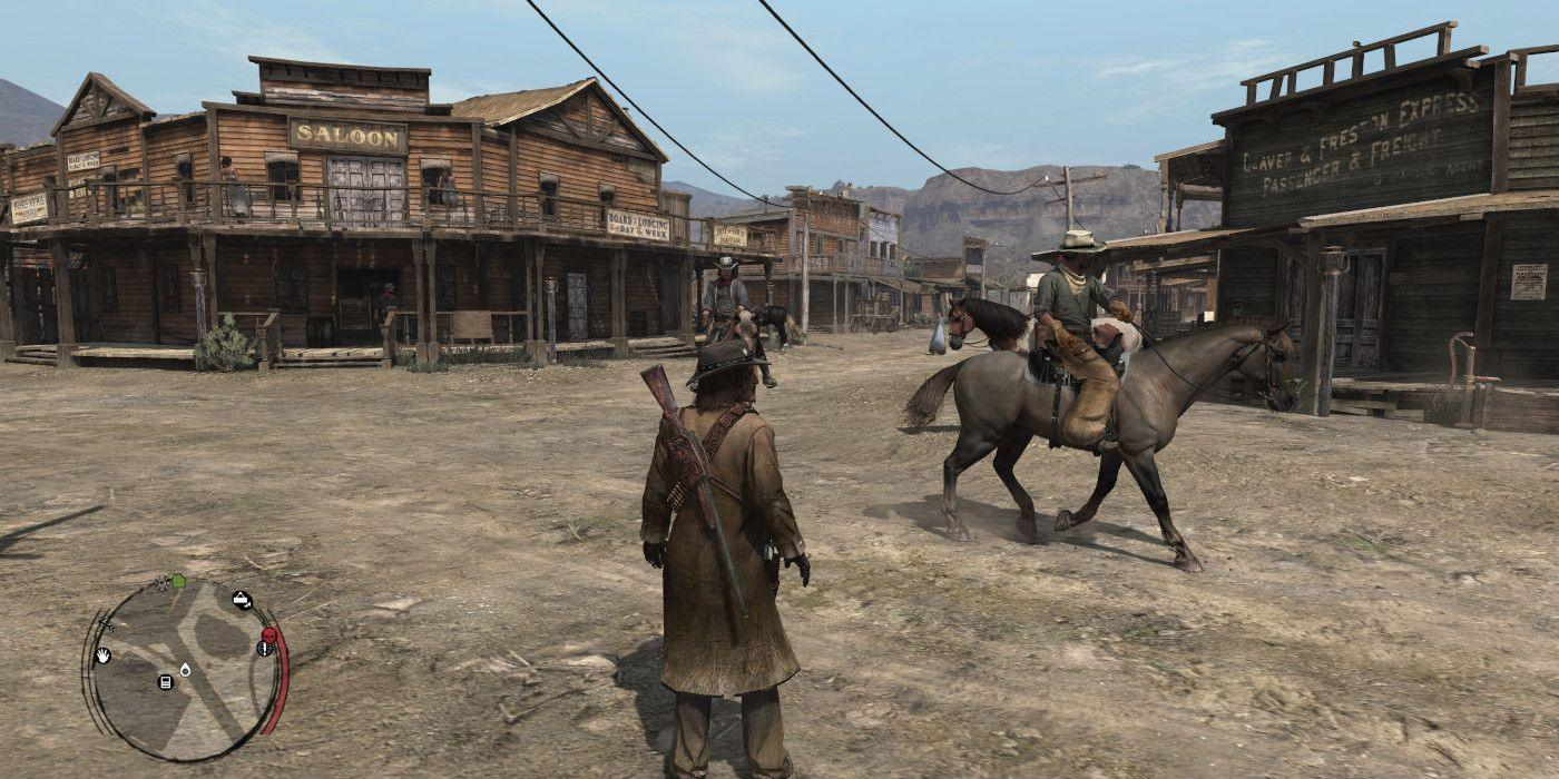 Red Dead Redemption - Learn The Story Behind The Game