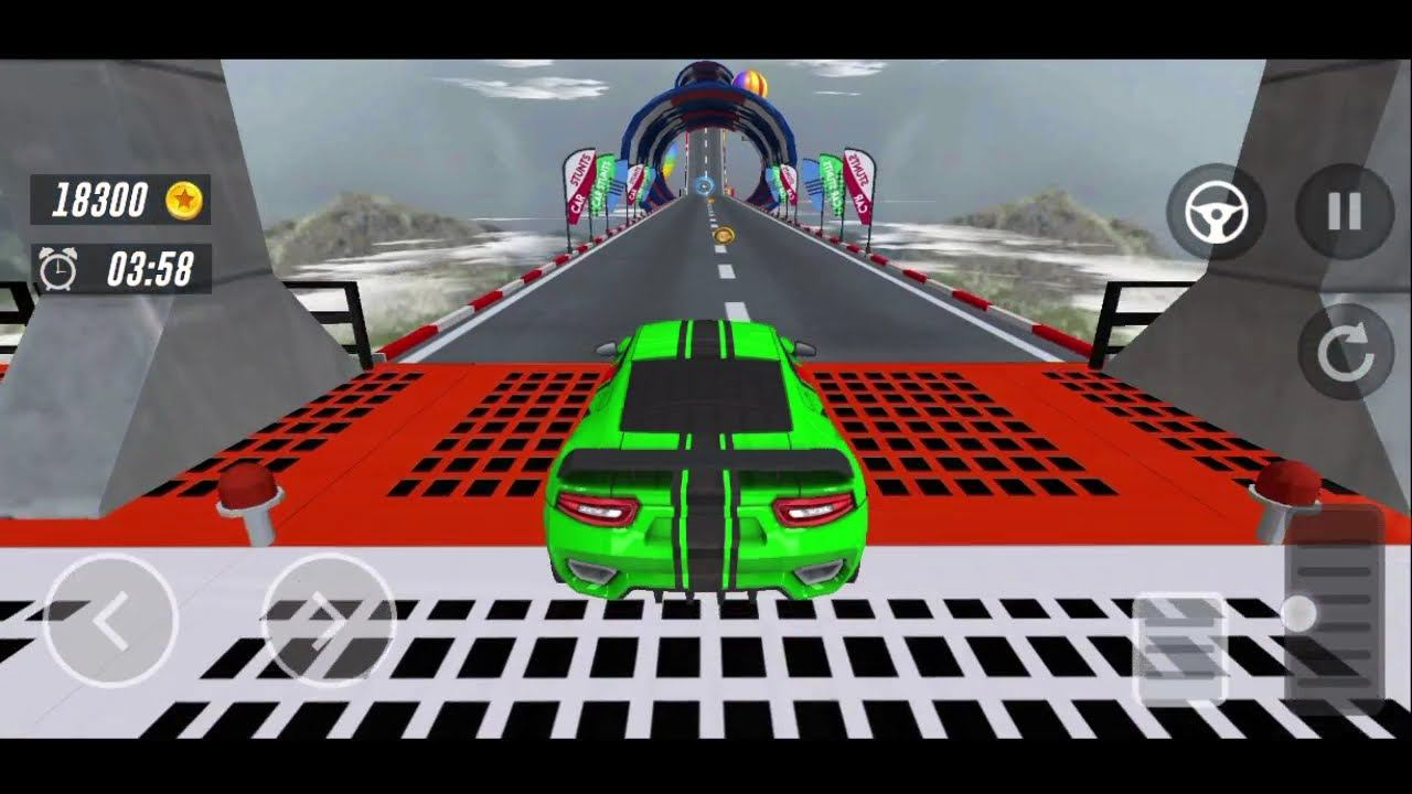Superhero Mega Ramps - See How To Get New Cars