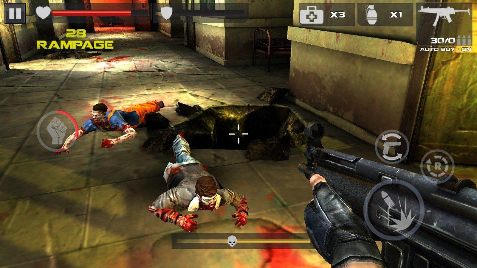 How To Get Money In DEAD TARGET: Zombie Offline