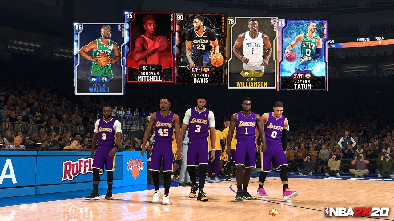 How to Get VC in NBA 2K20